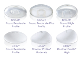 All size and shape breast implants in Bangkok